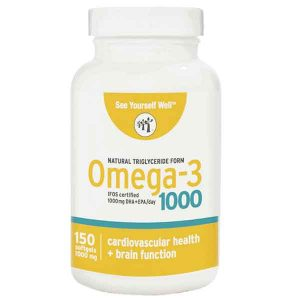See Yourself Well Omega-3 1000