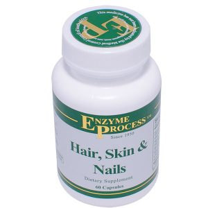 Enzyme Process Hair Skin and Nails