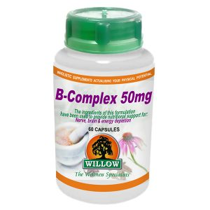 Willow B Complex 50mg