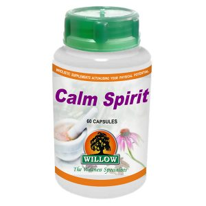 Willow Calm Spirit capsules