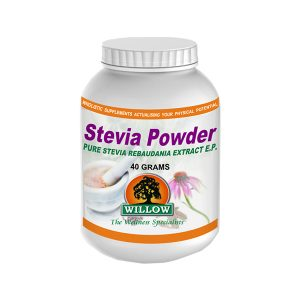 Willow stevia powder 40g