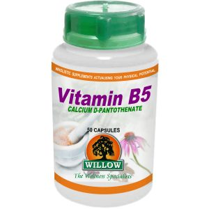 Willow Vitamin B5