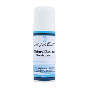 Salt of the eart natural roll on deodorant