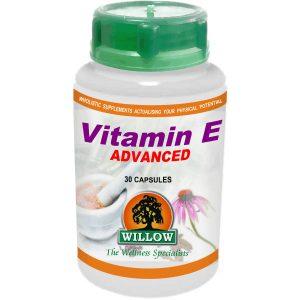 Willow Advanced Vitamin E