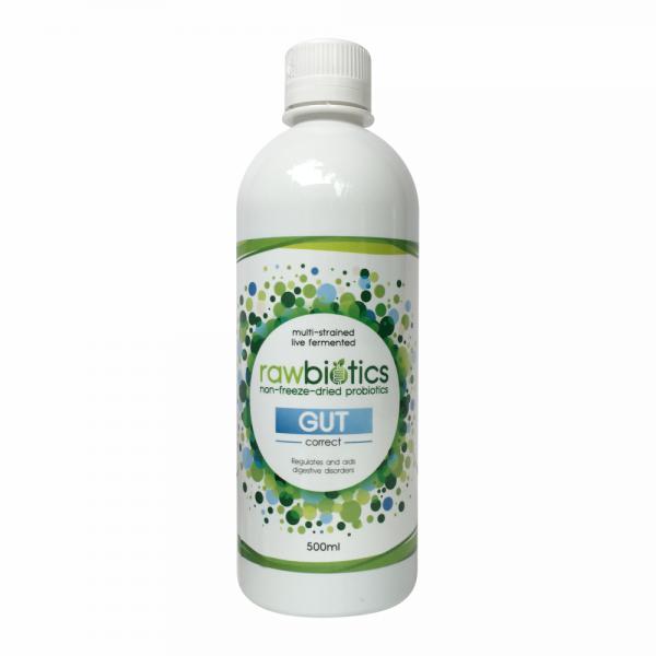 Rawbiotics Gut Correct 500ml