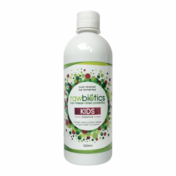 Rawbiotics Kids Balance 500ml
