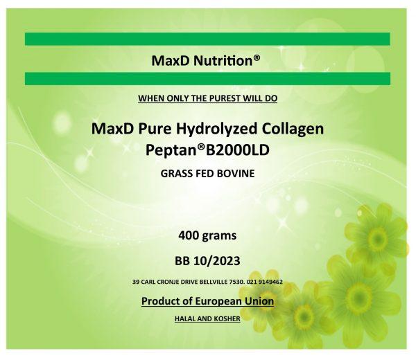 MAXD Collagen