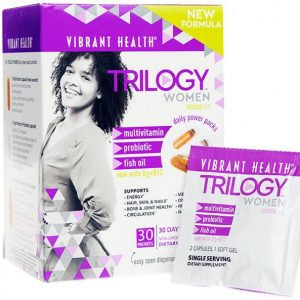Vibrant Health Trilogy for Women