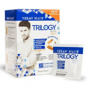 Vibrant Health Trilogy for Men