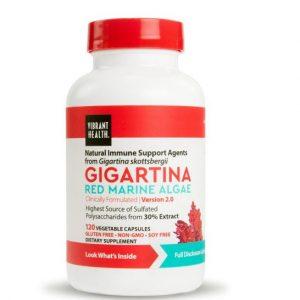 Gigartina RMA 120 capsules