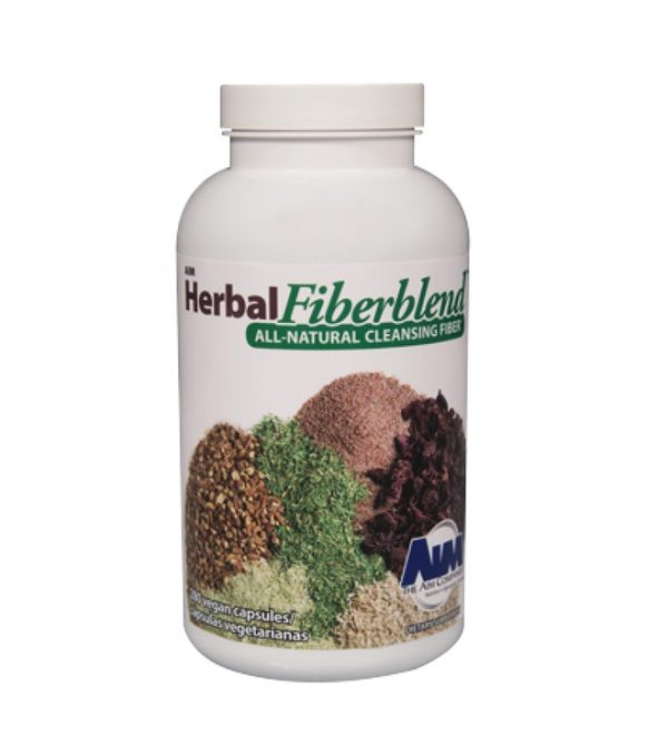 Herbal-Fibre-Blend Capsules