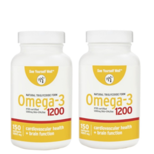 See Yourself Well Omega-3 Softgels